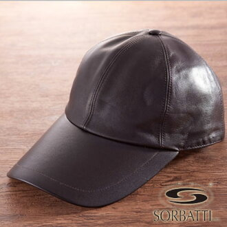 [Sorbatti] A Sheepskin Cap [Made In Italy]
