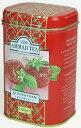 リーフティー100g缶AHMAD TEA(アーマッドティー 紅茶) 『ストロベリーティー(リーフティー100g) FTS100』【10P03dec10】【マラソンP05】