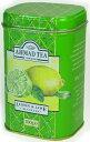 リーフティー100g缶AHMAD TEA(アーマッドティー 紅茶) 『レモン&ライムティー(リーフティー100g) FTLL100』【10P03dec10】【マラソンP05】