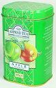 リーフティー100g缶AHMAD TEA(アーマッドティー 紅茶) 『アップル(リーフティー100g)  FTA100)』【10P03dec10】【マラソンP05】