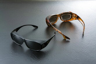 Two polarization over sunglasses set fs3gm