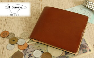 Il Busssetto (イルブセット ) 2 fold wallet ( purses and )