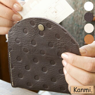 Dot Multi-Cases [Kanmi.] [The Dot Leather Series] [Leather Accessory] [10P24Jan13]