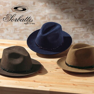 Crushable Hat Sorbatti [Made In Italy]