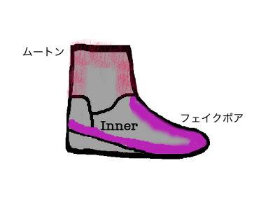 FABIORUSCONIファビオルスコーニfabiorusconi別注デザインムートンインヒールショートブーツインヒール6cm〜1852国内送料無料レディースシューズ靴革ウェッジベロアスウェードAUTMUNSALE