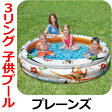 プール ビニールプール 子供用プール ディズニー プレーンズ 家庭用プール ファミリープール