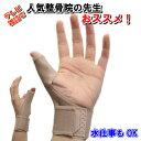 腱鞘炎 親指サポーター ばね指 バネ指 捻挫 親指の痛み 関節炎