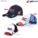 【GAS Honda】 CAP HRC MERC HRCキャップ 【EN-70347】【EN-70278】【EN-75746】【Honda】 バイク好きな方へのプレゼントに最適♪ 野球帽・レーサー・帽子・モータースポーツ