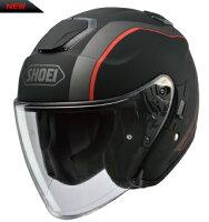 [ホンダ]オープンフェイスヘルメットGS-JC1A【K(マットブラック)】[HONDA]0SHGS-JC1A-K【インナーバイザー装備】