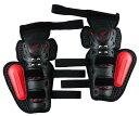 ホンダ マルチプロテクターライト EJ-E91 肘・肩・膝ガード/ バイク・ブレイブボード・Jボード・一輪車のプロテクターとしても / 0SYEJ-E91-KF【HONDA】