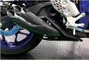 ★送料無料★【サクラ工業】 PRUNUS スリップオンマフラー MT-25、MT-03、YZF-R25(ABS)、YZF-R3 ABS【Q5KSKRY01031】