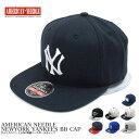 AMERICAN NEEDLE アメリカンニードル キャップ ニューヨークヤンキース ベースボールキャップ スナップバック NEW YORK YANKEES BALL CAP メジャーリーグ MLB COOPERSTOWN クーパーズタウン NEW ERA ニューエラ 帽子 【メンズ・レディース】02P03Dec16