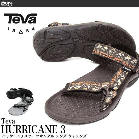 テバ スポーツサンダル ハリケーン 3 メンズ レディース