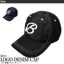 Keys 刺繍ロゴ キャップ デニム KSH054 キャップ ベースボールキャップ 帽子 メール便不可 02P03Dec16