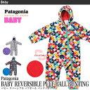 パタゴニア ベビー リバーシブル パフボール バンティング BABY REVERSIBLE PUFF-BALL BUNTING Patagonia 60131 ...