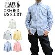 【送料無料】ポロ・ラルフローレン シャツ POLO Ralph Lauren ボーイズ 長袖シャツ オックスフォードシャツ ボタンダウンシャツ boy's l/s B.D.Shirts Oxfordラルフ カジュアル フォーマル ビジネス 02P07Feb16