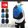 THE NORTH FACE ノースフェイス リュック デイパック ジェスター CE83 CHJ4 NF00CHJ4 JESTER BACKPACK 02P09Jul16