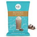 エンジェルスペシャリティプロダクツによるモカブレンドアイスコーヒーミックス[3ポンド] Mocha Blended Ice Coffee Mix by Angel Specialty Products [3 LB]
