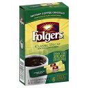 Folgersクラシックローストデカフインスタントコーヒー、シング