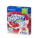 Raspberry、Wyler's Light Singles To Go Powder Packets、Wate