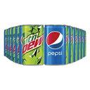 ショッピングが、 Pepsi and Mtn Dew Mini Can Variety Pack、7.5 oz Cans、24 Count(パッケージは異なる場合があります) Pepsi and Mtn Dew Mini Can Variety Pack, 7.5 oz Cans, 24 Count(Packaging may vary)