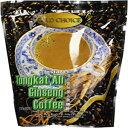 ゴールドチョイスインスタントトンカットアリ高麗人参コーヒー Gold Choice Instant Tongkat Ali Ginseng Coffee