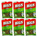 Bigs Sunflower Seeds - Vlasic Dill Pickle - 5.35 Ounce Pack