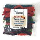 YANKEETRADERS Assorted Fruit Licorice Twists -2, 1