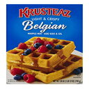 Krusteaz Light & Crispy Belgian Waffle Mix - No Artificial