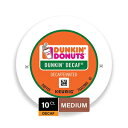 ショッピングDUNK Dunkin' Donuts Original Blend Decaf Coffee K-Cup