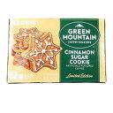 Green Mountain Coffee Cinnamon Sugar Cookie Single