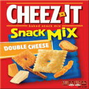Cheez-Itダブルチーズスナックミックス9.75オンス (2パック) Cheez-It Double Cheese Snack Mix 9.75 Oz. (2 Pack)