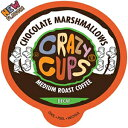 Crazy Cups Flavored Single-Serve Coffee for Keurig