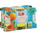 ショッピングRANGE Dole Juice, Pineapple Orange, 6 Ounce (Pack of