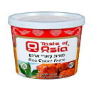 Taste of Asia Kosher Red Curry Paste, 400g
