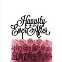 Cake topper Happily Ever After Wedding cake toppers for we