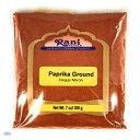 ラニパプリカ(デジミルチ)スパイスパウダー、グラウンド7オンス(200g)〜グルテンフリー Rani Brand Authentic Indian Products Rani Paprika (Deggi Mirch) Spice Powder, Ground 7oz (200g) ~ Gluten Free