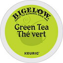 Bigelow Tea Bigelow K-Cup Portion Pack for Keurig Brewers, Green Tea, 24 Count