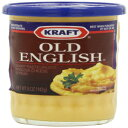 Kraft Cheese Spread, Old English 5 Oz (Pack of