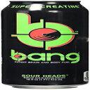 VPX Bang Sour Heads 12 per Case - 16 fl oz (1