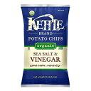 Kettle Brand, Organic Kettle Chips Sea Salt