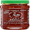 8 Ounce, Huy Fong Chili Garlic Sauce, 8 oz 8 Ounce, Huy Fong Chili Garlic Sauce, 8 oz