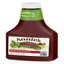 アニーズオーガニックケチャップ、24オンスボトル Annie's Organic Ketchup, 24 oz Bottle