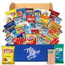 ショッピングPackage My College Crate Small Ultimate Snack Care Package