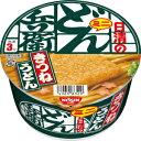 (インスタントうどん) DONBE mini(豆腐揚げうどん)1