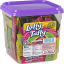 Laffy Taffy Assorted Candy Jar, 145 Count (Pack