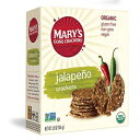 Mary's Gone Crackers, Jalapeño, 5.5 Ounce (Pac