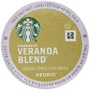 ショッピングベランダ Starbucks Veranda Blend Blonde, K-Cup for Keurig