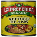 La Preferida Organic Authentic Refried Beans, 15