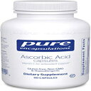Pure Encapsulations - Ascorbic Acid Capsules - Hyp